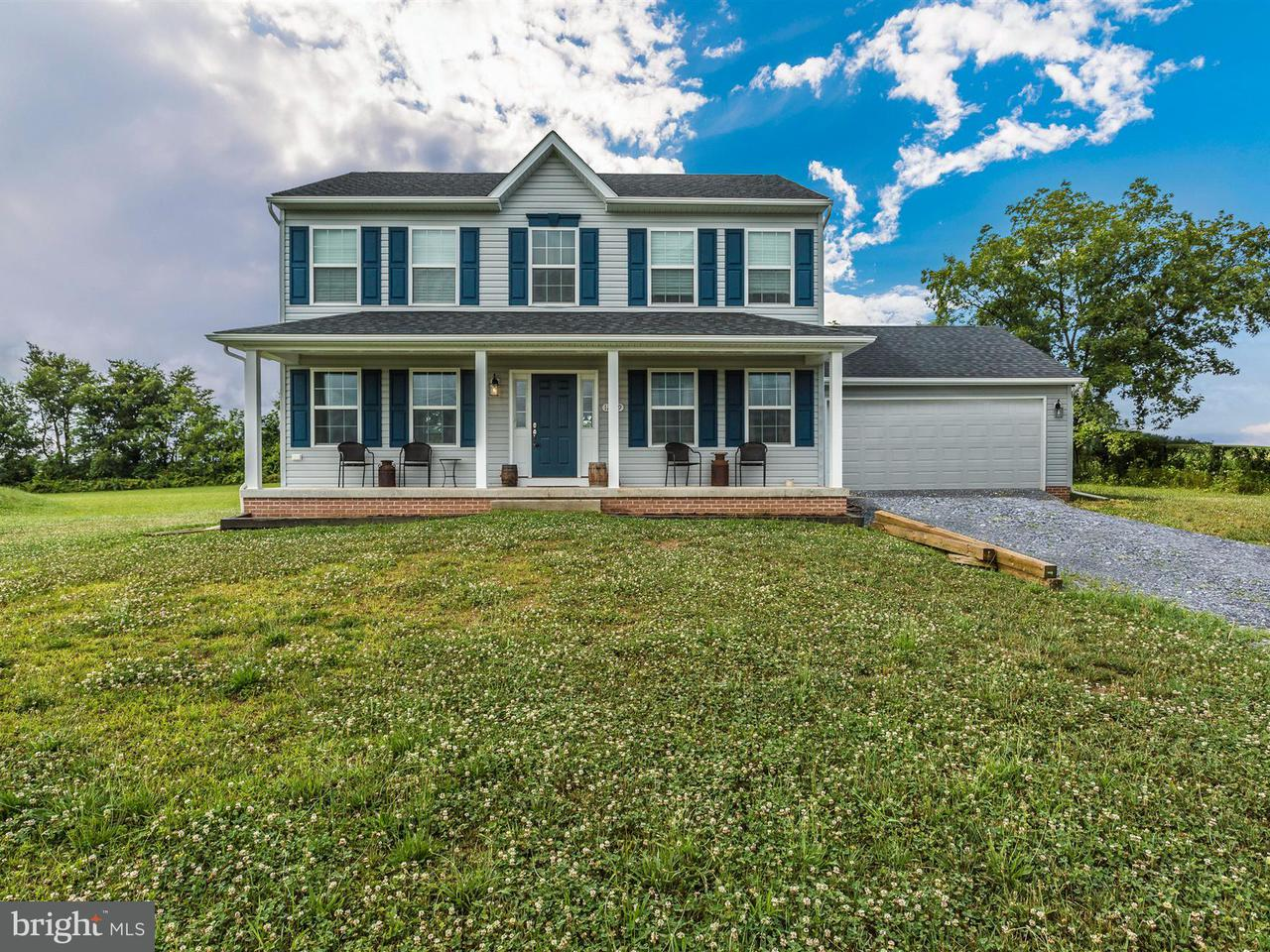 Single Family for Sale at 12249 Good Intent Rd Keymar, Maryland 21757 United States