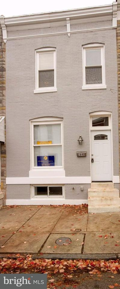 Single Family for Sale at 2640 Hampden Ave Baltimore, Maryland 21211 United States