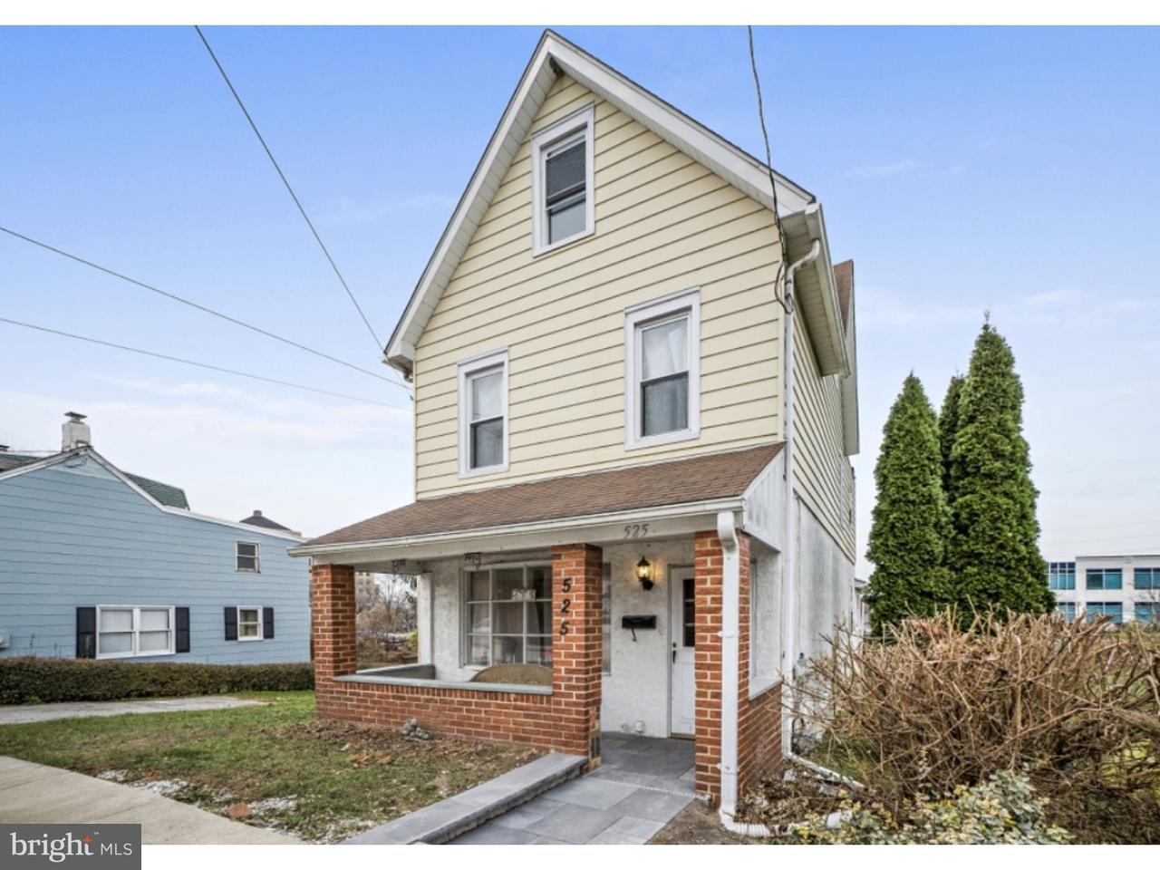 Частный односемейный дом для того Продажа на 525 SMILEY Street Crum Lynne, Пенсильвания 19022 Соединенные Штаты