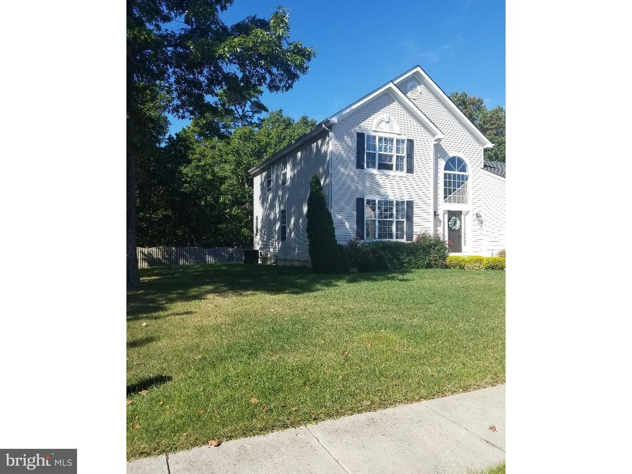 Single Family Home for Sale at 223 CHURCHILL Drive Egg Harbor Township, New Jersey 08234 United States