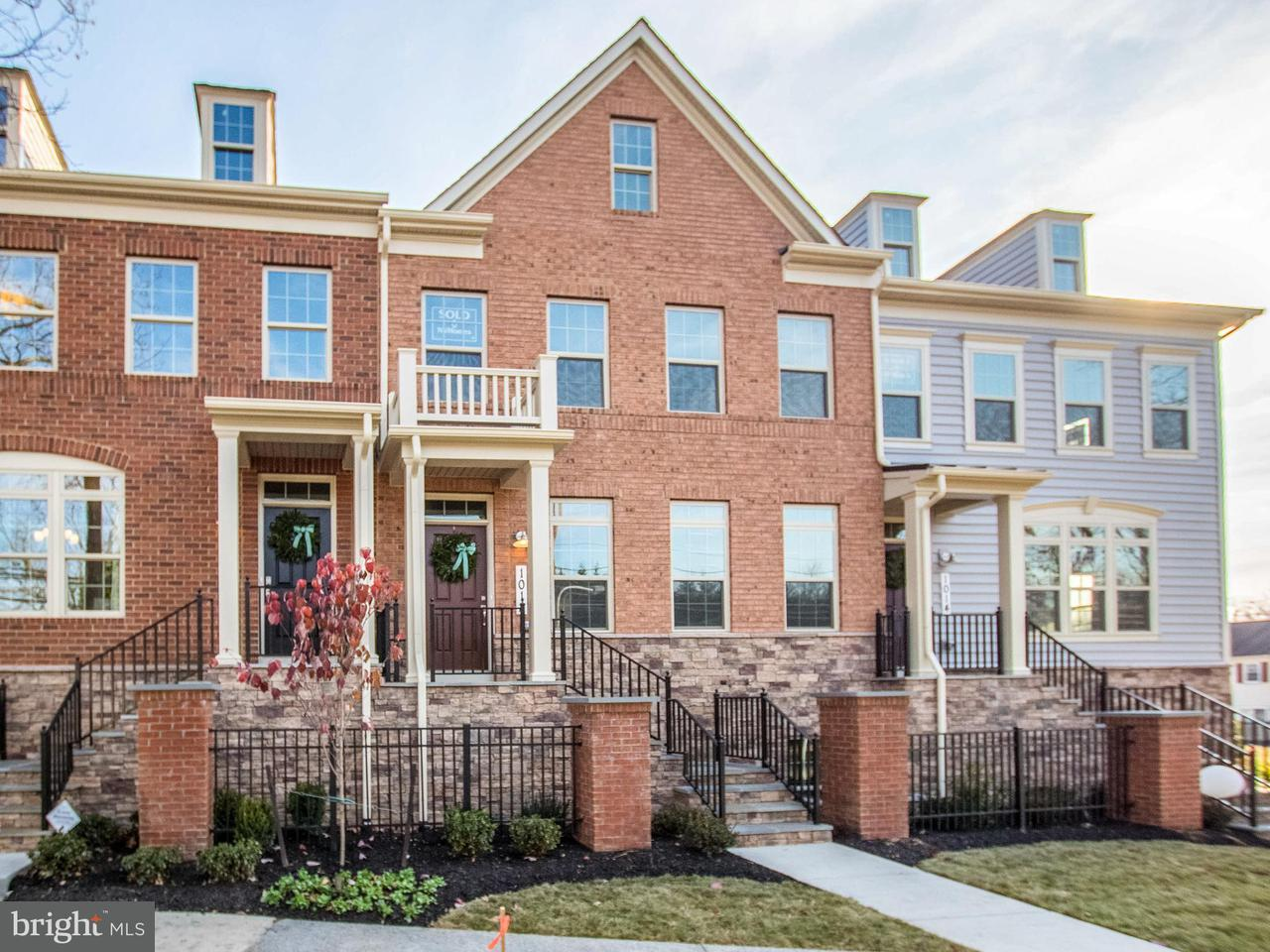 Townhouse for Sale at 1010 OLNEY SANDY SPRING Road 1010 OLNEY SANDY SPRING Road Sandy Spring, Maryland 20860 United States