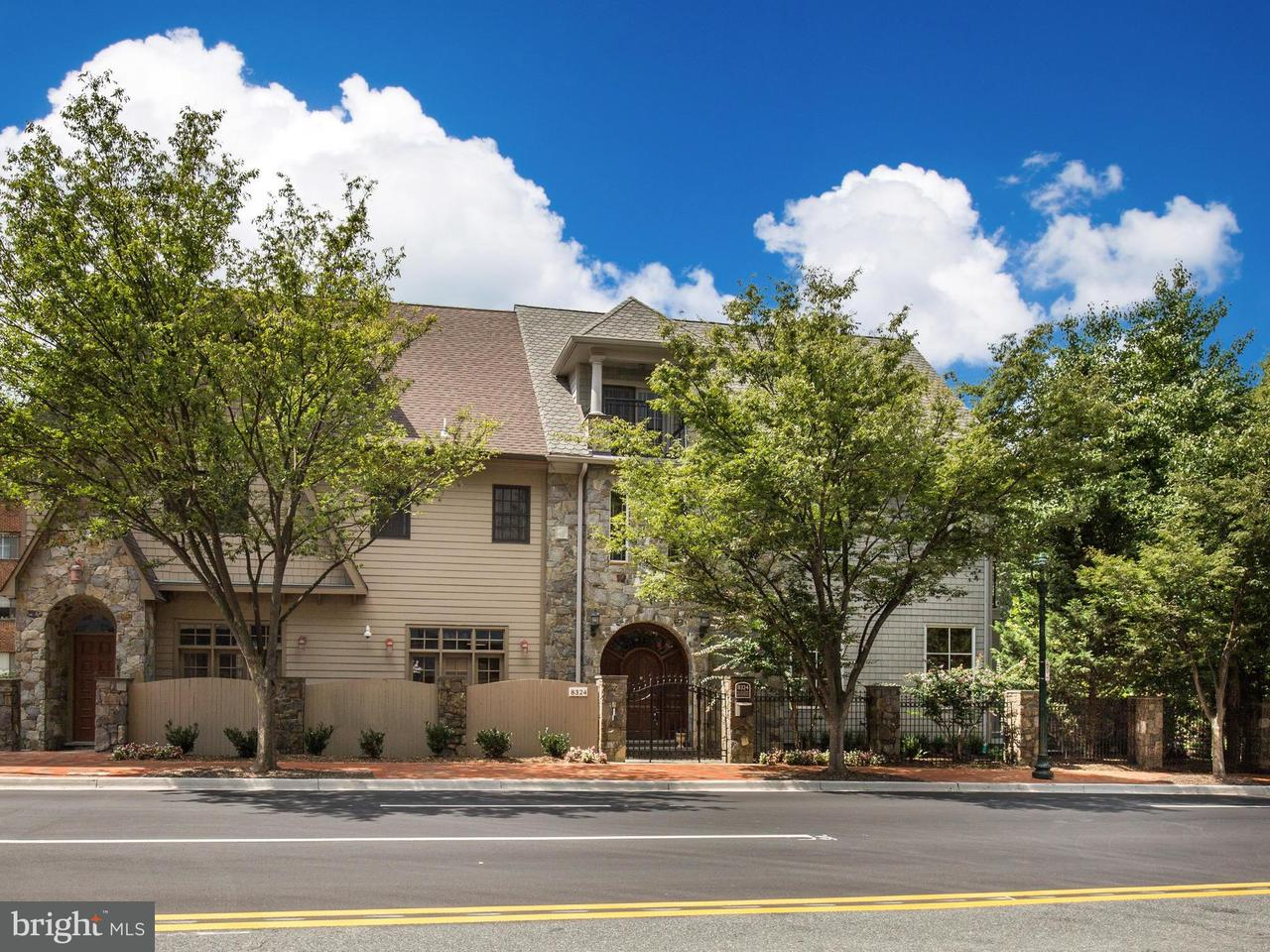 Duplex for Sale at 8324 WOODMONT AVE #1 8324 WOODMONT AVE #1 Bethesda, Maryland 20814 United States