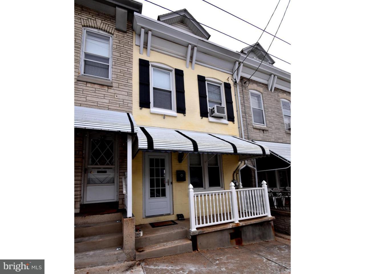 Таунхаус для того Продажа на 229 CHESTNUT Street West Reading, Пенсильвания 19611 Соединенные Штаты