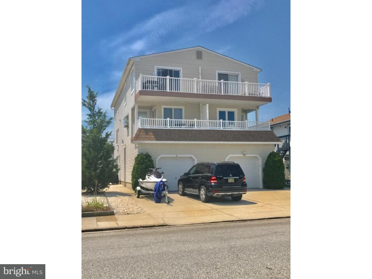 Townhouse for Sale at 256 S 38TH ST #A Brigantine, New Jersey 08203 United States
