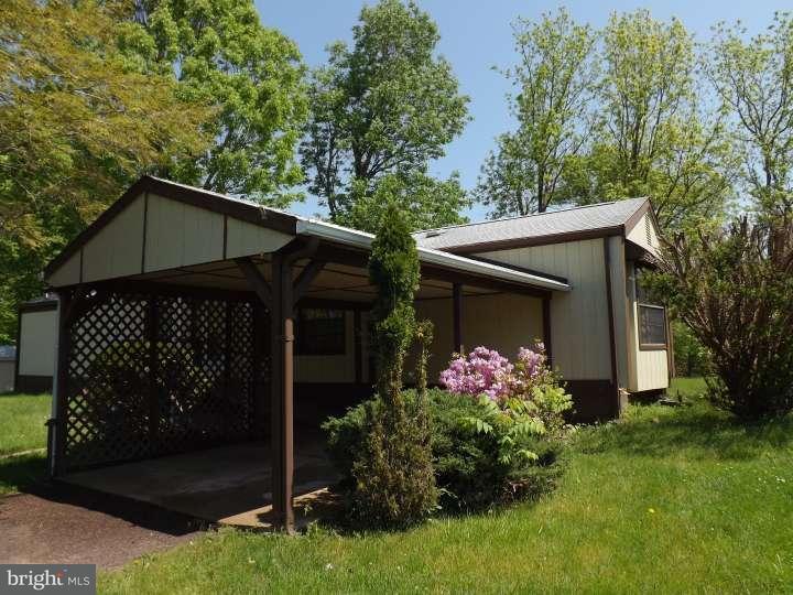 Частный односемейный дом для того Продажа на 1415 BRIDGETON HILL Road Upper Black Eddy, Пенсильвания 18972 Соединенные Штаты