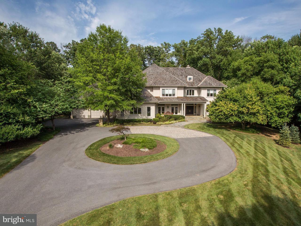 Single Family Home for Sale at 9719 AVENEL FARM Drive 9719 AVENEL FARM Drive Potomac, Maryland 20854 United States