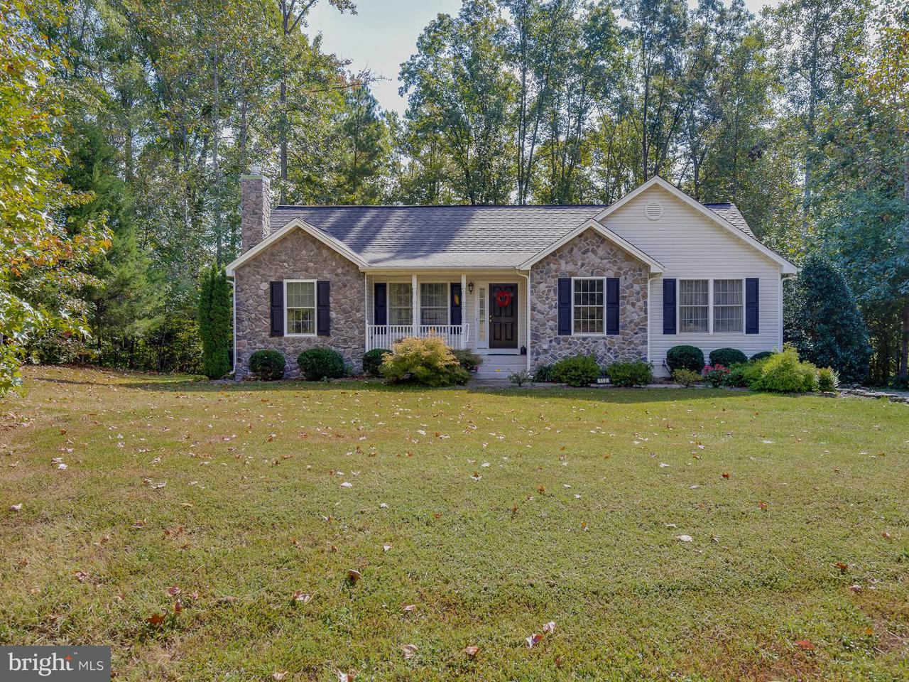 Single Family for Sale at 112 Needwood Dr Ruther Glen, Virginia 22546 United States