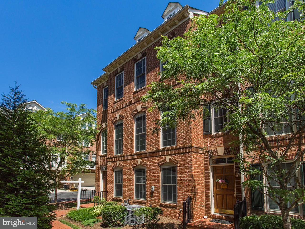 タウンハウス のために 売買 アット 7987 RESERVE WAY 7987 RESERVE WAY Vienna, バージニア 22182 アメリカ合衆国