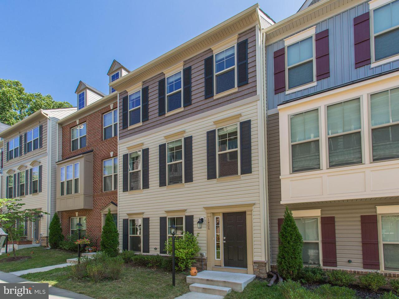 Townhouse for Sale at 1406 OCCOQUAN HEIGHTS Court 1406 OCCOQUAN HEIGHTS Court Occoquan, Virginia 22125 United States
