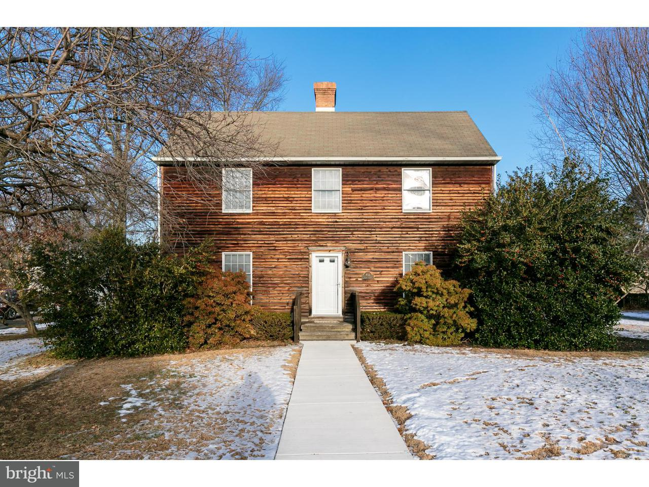 Single Family Home for Sale at 852 STOKES Avenue Beverly, New Jersey 08010 United States