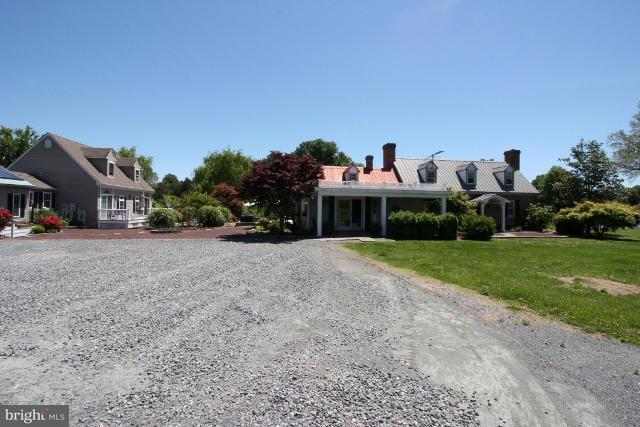 Farm for Sale at 3524 Hampden Drive 3524 Hampden Drive Trappe, Maryland 21673 United States