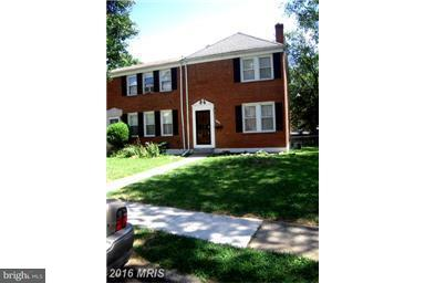 Single Family for Sale at 4017 Cedardale Rd Baltimore, Maryland 21215 United States