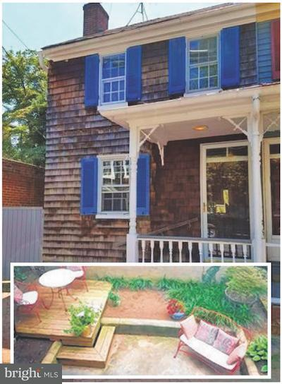 Duplex for Sale at 215 PRINCE GEORGE Street 215 PRINCE GEORGE Street Annapolis, Maryland 21401 United States