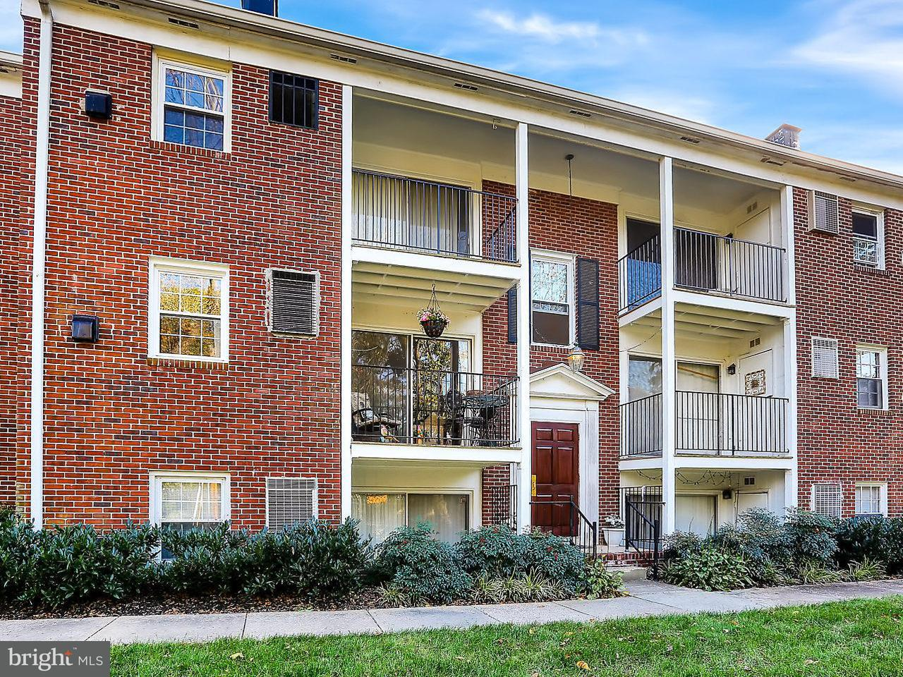 Condominium for Sale at 317 Homeland Southway #3b Baltimore, Maryland 21212 United States
