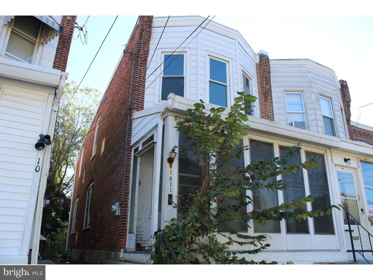 Таунхаус для того Продажа на 1031 WOODSIDE Avenue Upland, Пенсильвания 19015 Соединенные Штаты