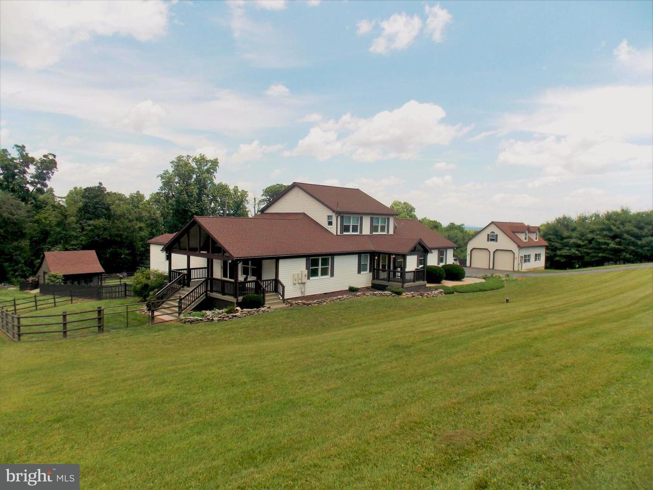 一戸建て のために 売買 アット 975 MOUNT CARMEL Road 975 MOUNT CARMEL Road Orrtanna, ペンシルベニア 17353 アメリカ合衆国