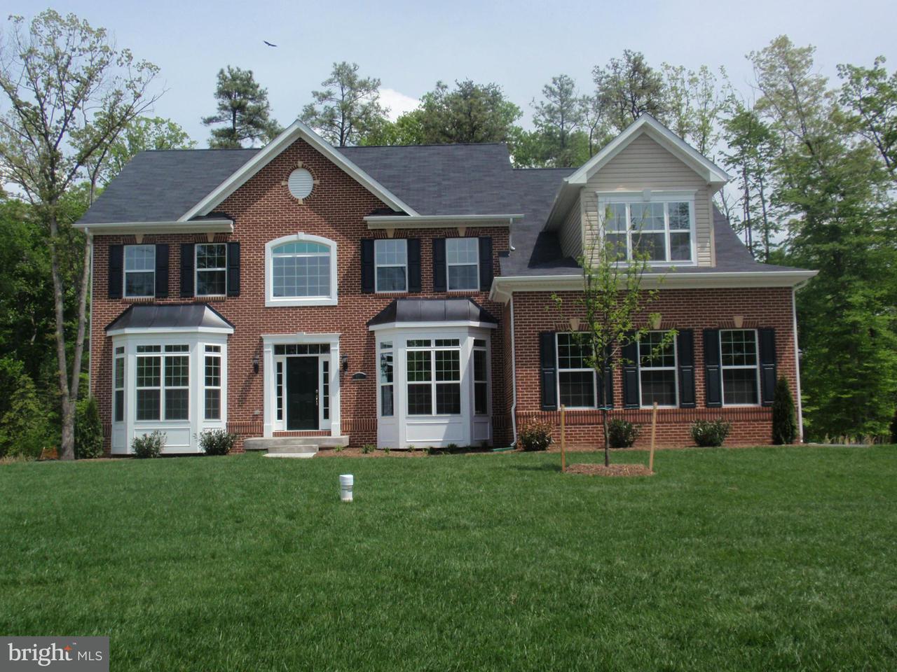 Maison unifamiliale pour l Vente à 3522 DANVILLE Road 3522 DANVILLE Road Brandywine, Maryland 20613 États-Unis