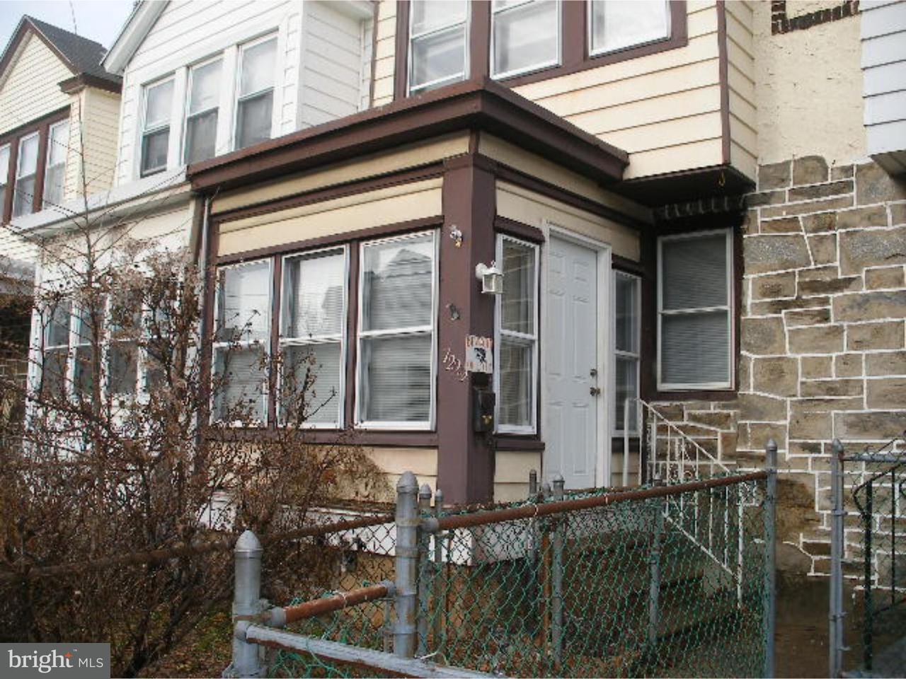 Townhouse for Rent at 7229 CLINTON Road Upper Darby, Pennsylvania 19082 United States