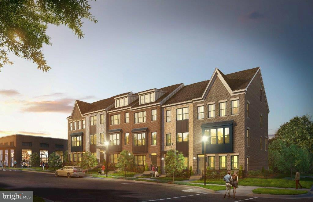 Maison accolée pour l Vente à 4642 WOODBERRY ST #5 4642 WOODBERRY ST #5 Riverdale, Maryland 20737 États-Unis