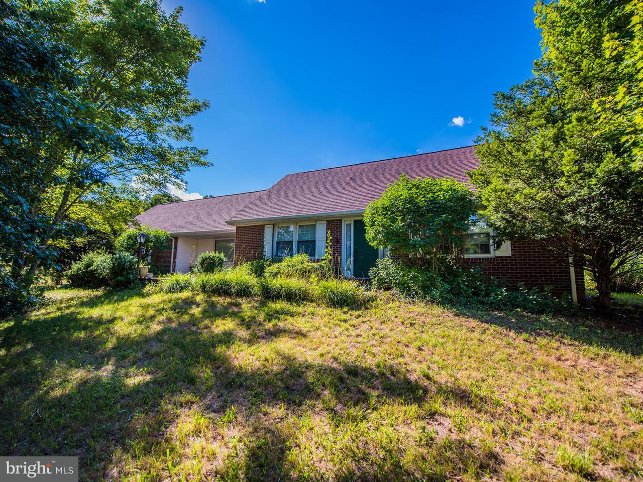 Single Family for Sale at 7325 Rt 29 N Bloomery Pike Slanesville, West Virginia 25444 United States