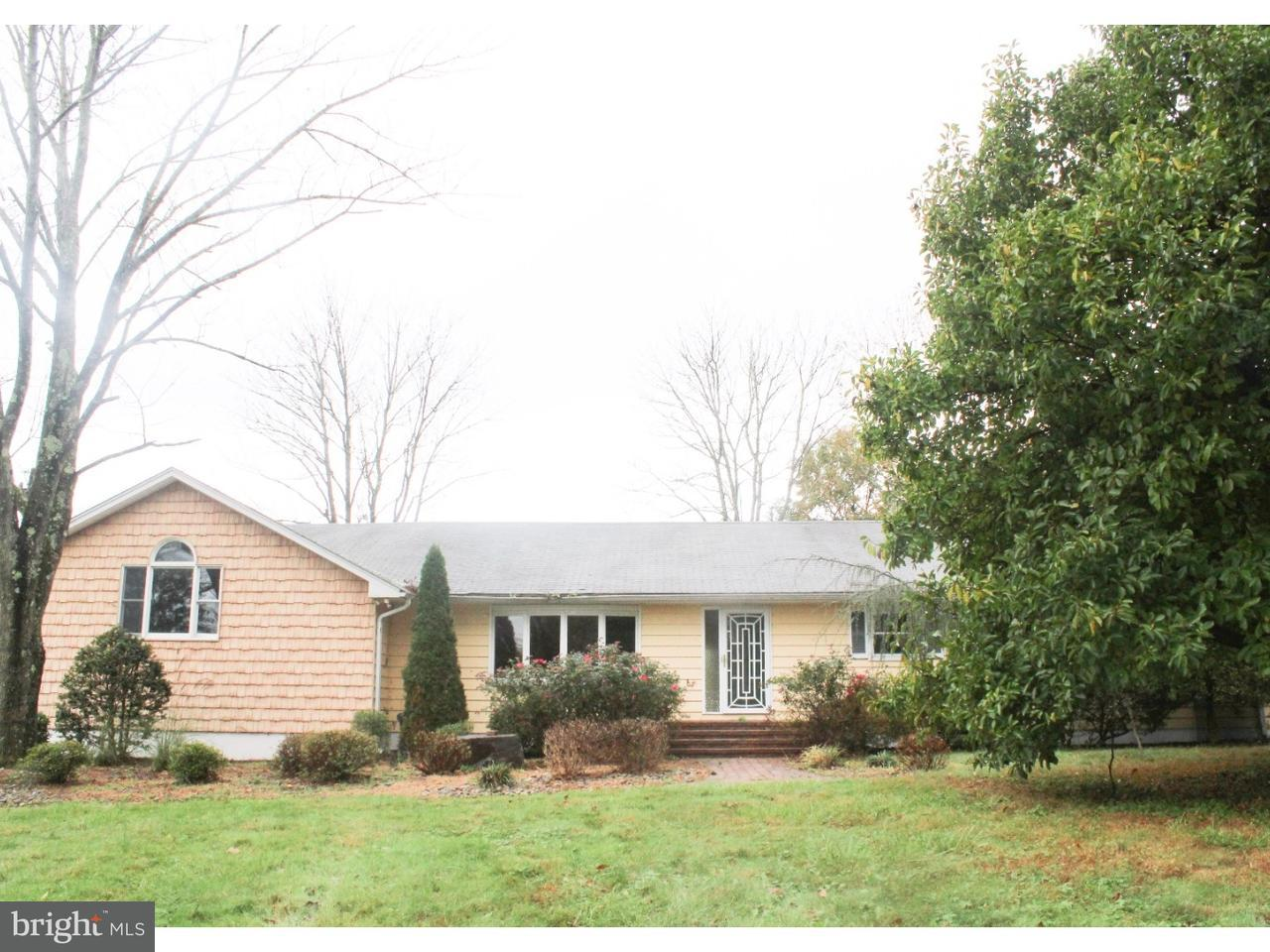 Частный односемейный дом для того Продажа на 2 WINDING BROOK WAY Titusville, Нью-Джерси 08560 Соединенные ШтатыВ/Около: Hopewell Township