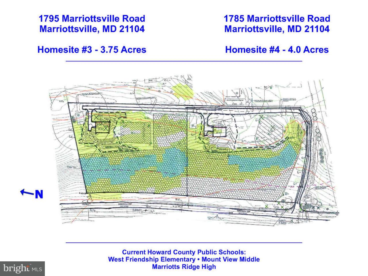 Photo of home for sale at 1795 Marriottsville Road, Marriottsville MD