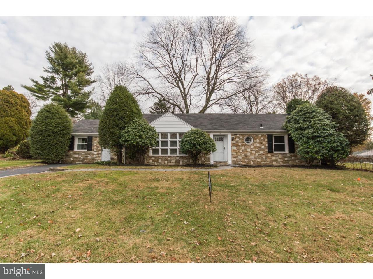 Single Family Home for Sale at 21 BRIDLE PATH Lane Feasterville, Pennsylvania 19053 United States