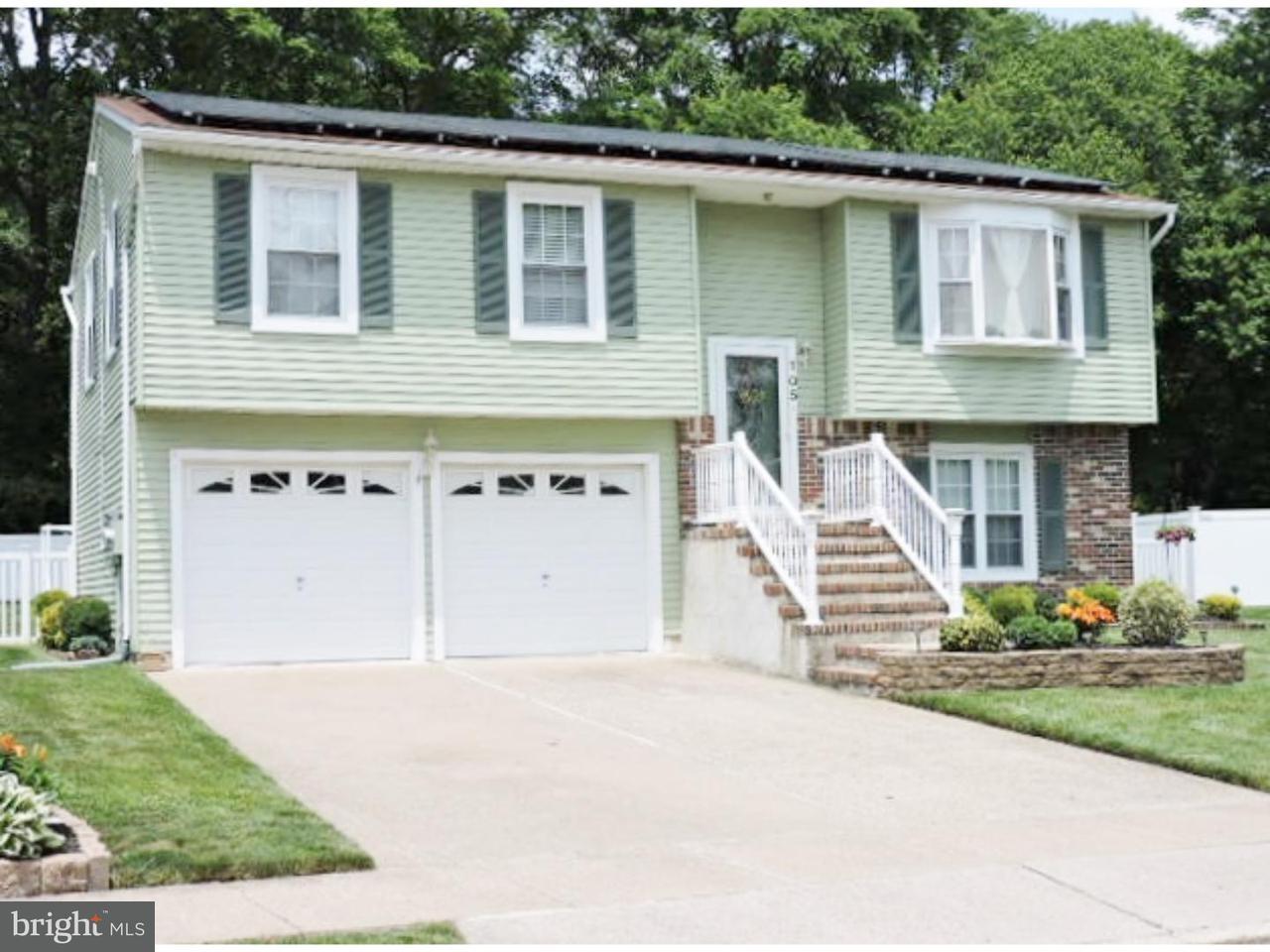 Maison unifamiliale pour l à louer à 105 SHERWOOD Lane Westampton, New Jersey 08060 États-Unis