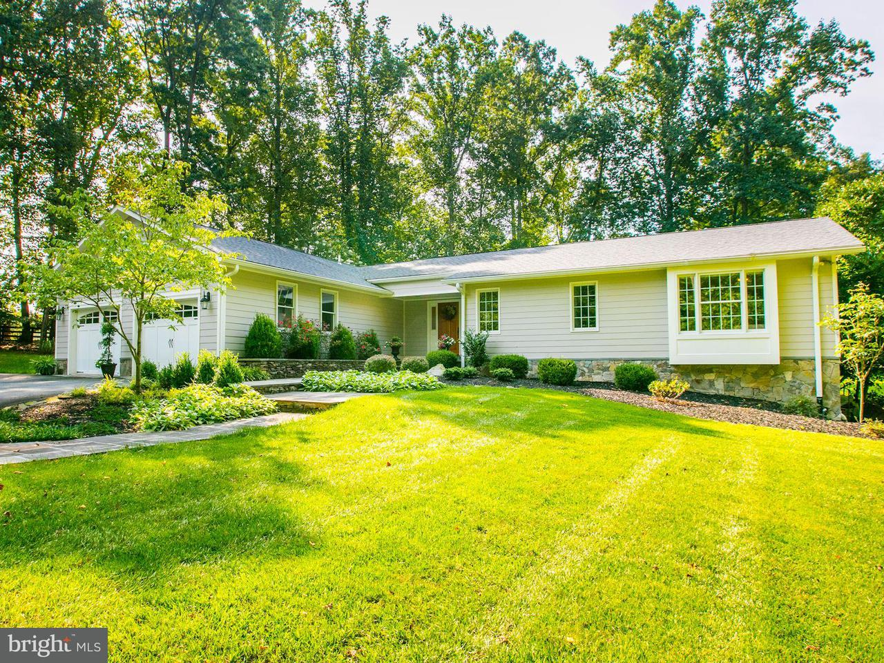 Single Family Home for Sale at 304 SPRINGVALE Road 304 SPRINGVALE Road Great Falls, Virginia 22066 United States