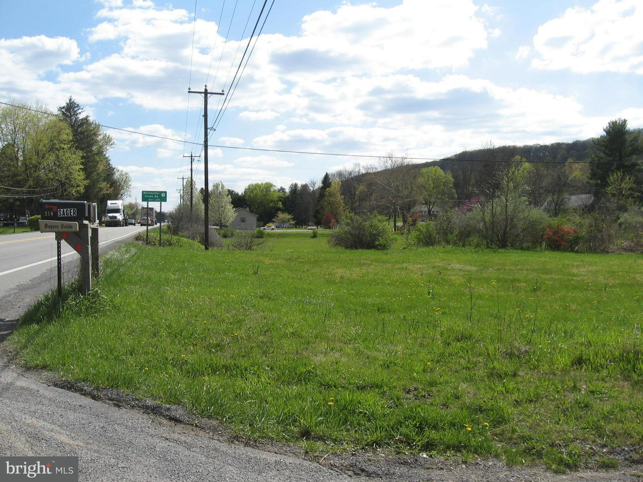 Land for Sale at 522 South Berkeley Springs, West Virginia 25411 United States