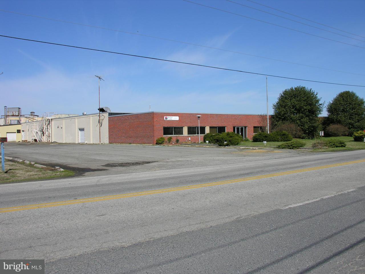 商用 为 销售 在 806 WOODS Road 806 WOODS Road Cambridge, 马里兰州 21613 美国