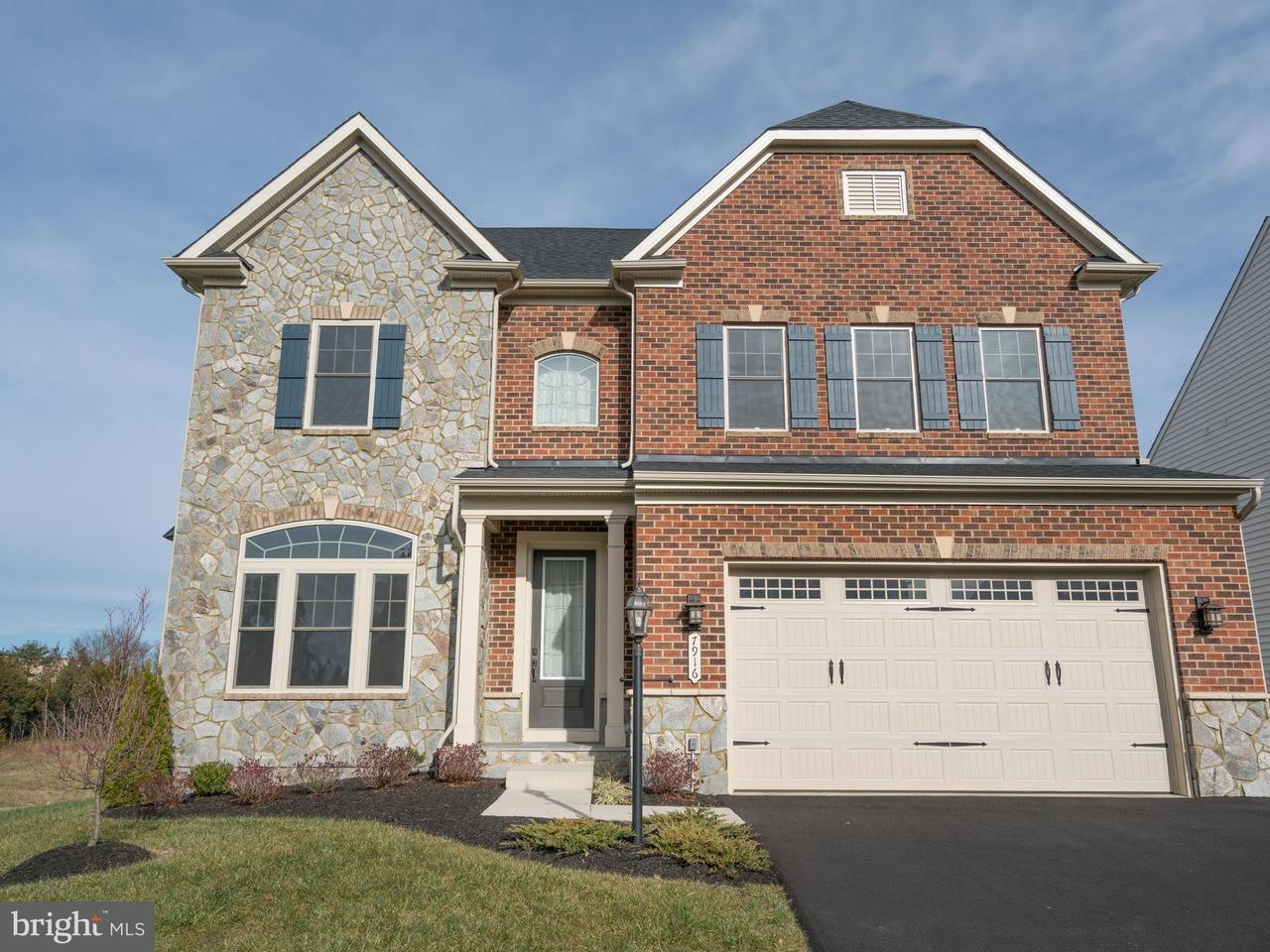 Single Family Home for Sale at 7916 LUKES LODGE Place 7916 LUKES LODGE Place Gainesville, Virginia 20155 United States