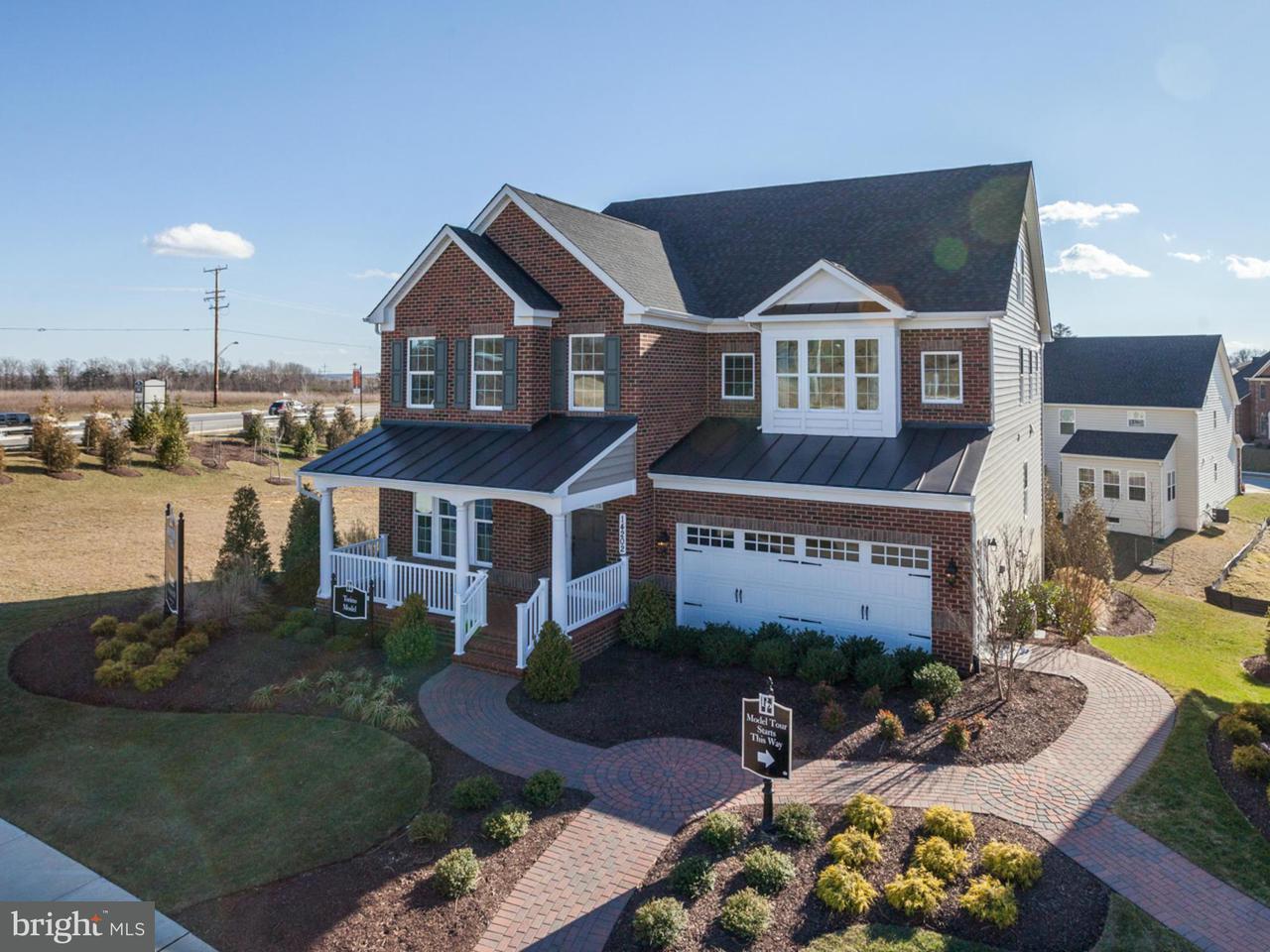 Maison unifamiliale pour l Vente à 4332 CAMLEY WAY 4332 CAMLEY WAY Burtonsville, Maryland 20866 États-Unis