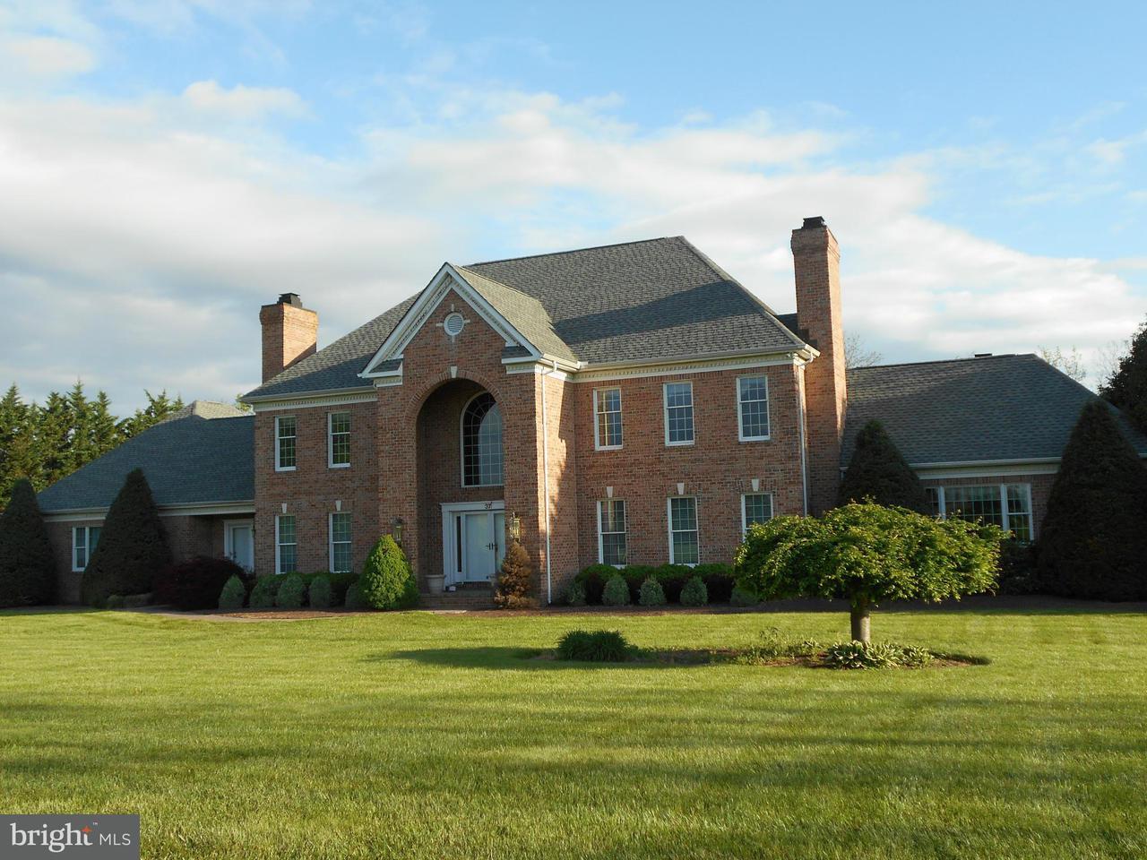 Частный односемейный дом для того Продажа на 37 MARIE Lane 37 MARIE Lane Elkton, Мэриленд 21921 Соединенные Штаты