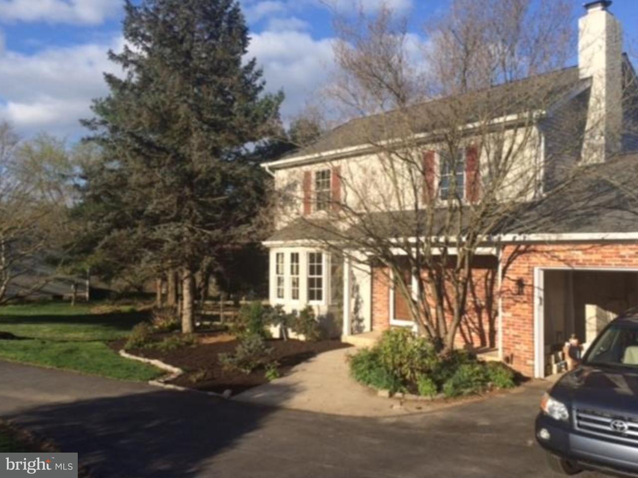 Частный односемейный дом для того Аренда на 1008 WHEATLAND Drive Coatesville, Пенсильвания 19320 Соединенные Штаты