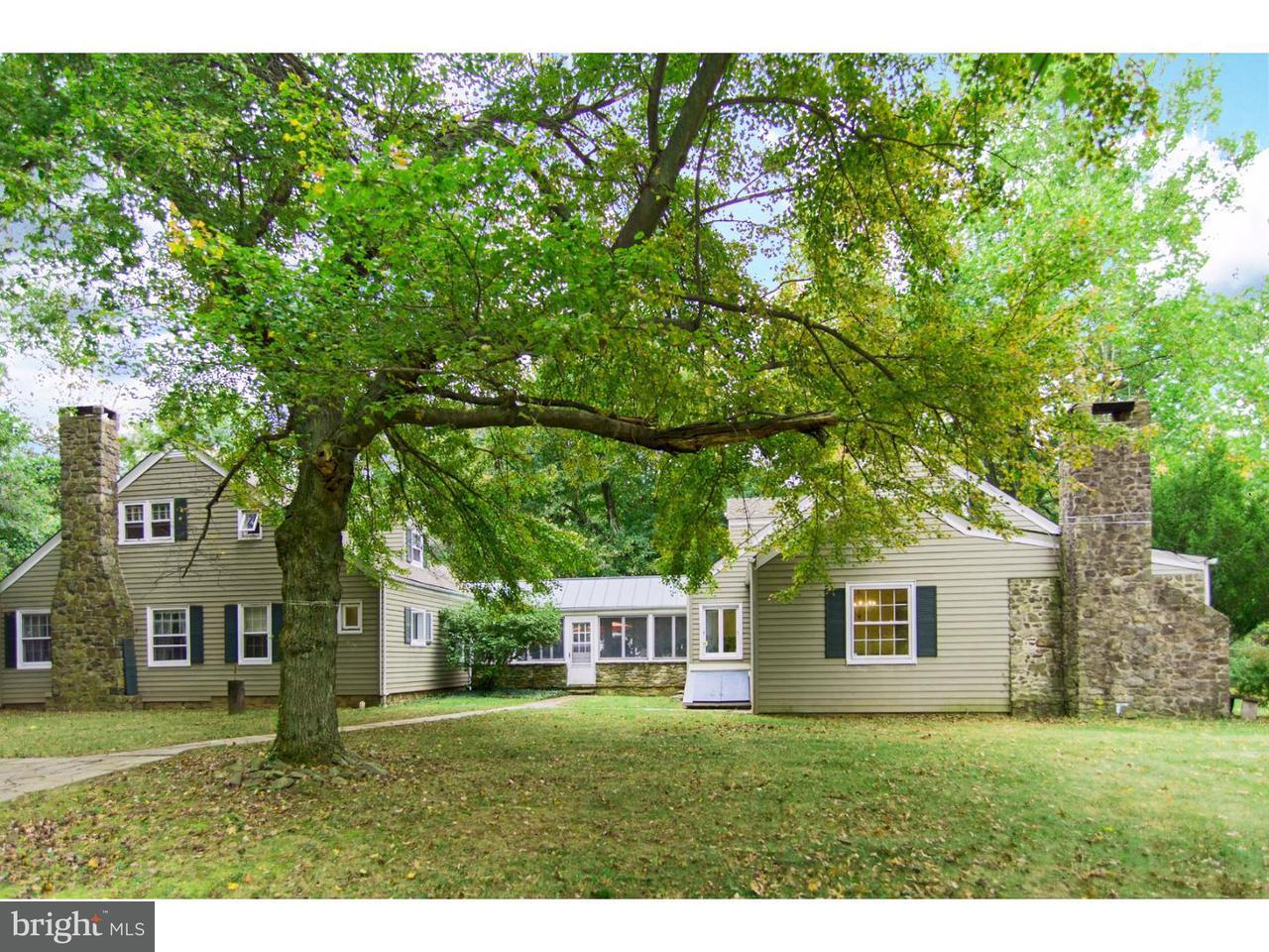 Vivienda unifamiliar por un Venta en 64 POOR FARM Road Pennington, Nueva Jersey 08534 Estados UnidosEn/Alrededor: Hopewell Township
