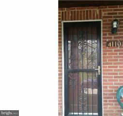 Single Family for Sale at 4110 Harris Ave Baltimore, Maryland 21206 United States
