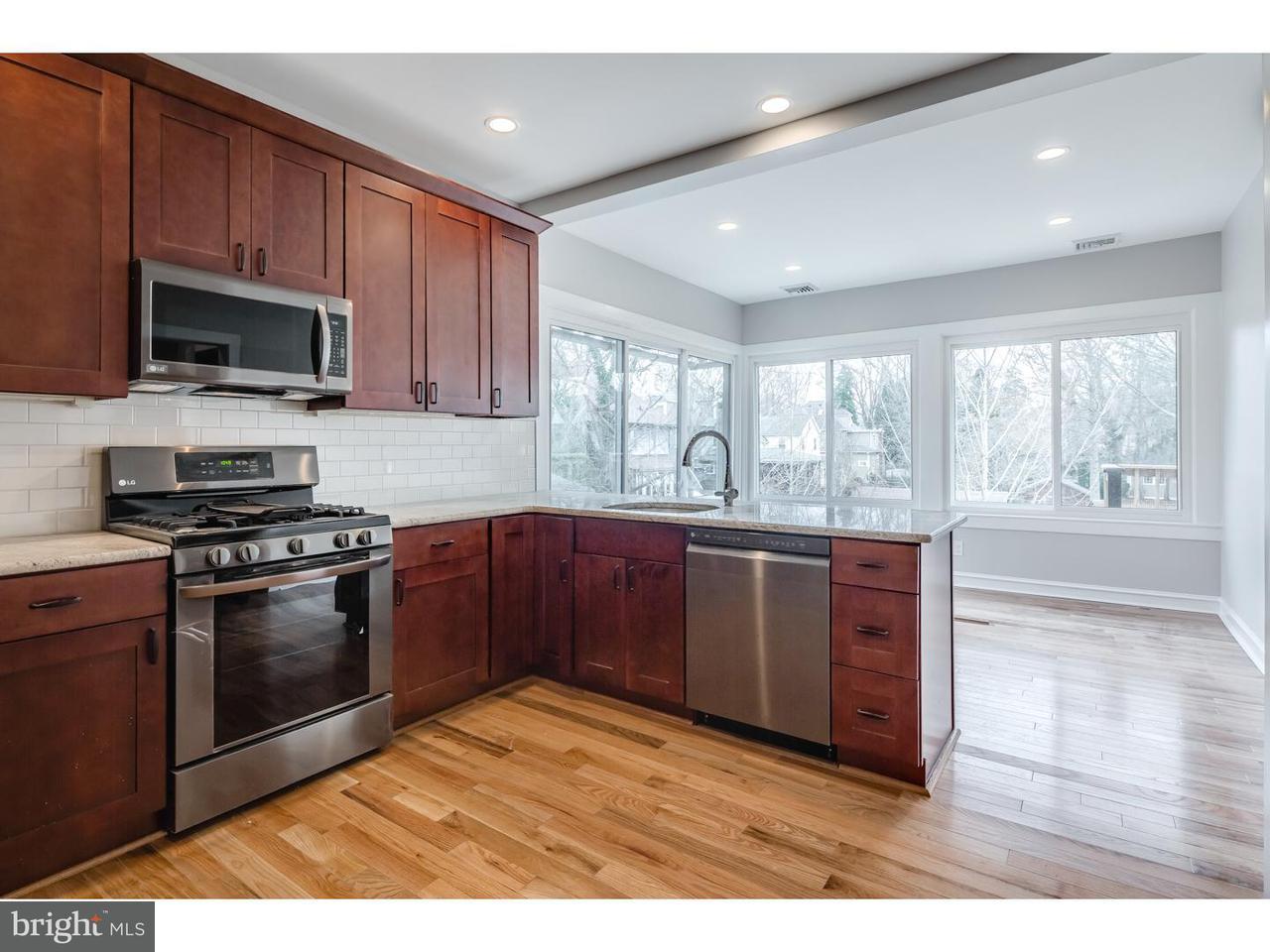 Частный односемейный дом для того Аренда на 309 WARWICK Road Haddonfield, Нью-Джерси 08033 Соединенные Штаты