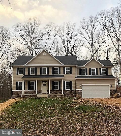 Single Family Home for Sale at 12313 ELK RUN ROAD 12313 ELK RUN ROAD Midland, Virginia 22728 United States