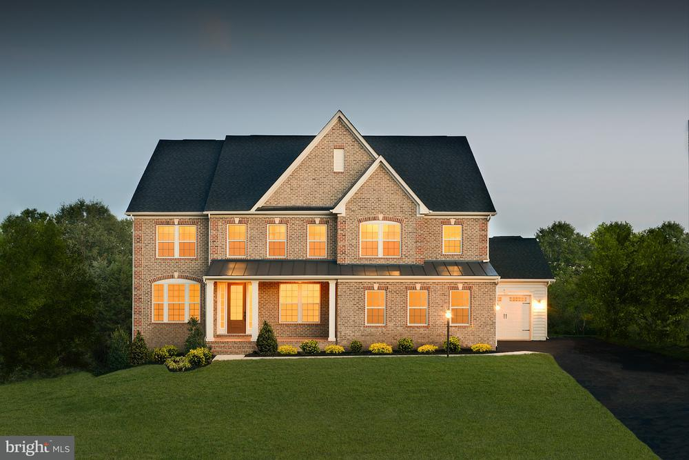 Single Family Home for Sale at CHATHAM GREEN Circle CHATHAM GREEN Circle Aldie, Virginia 20105 United States