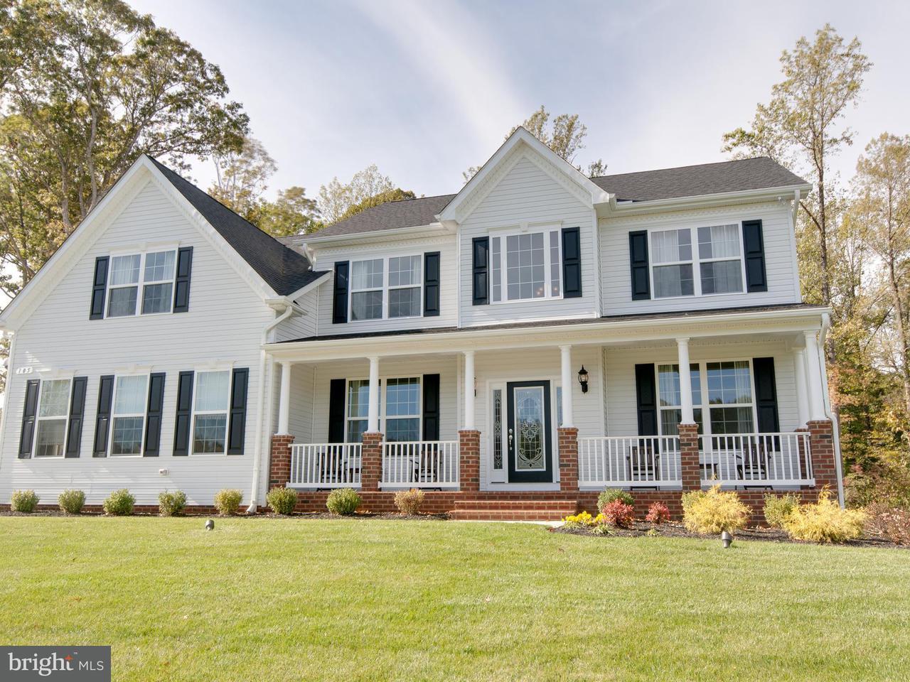 Casa Unifamiliar por un Venta en 2401 SENATE Court 2401 SENATE Court Prince Frederick, Maryland 20678 Estados Unidos