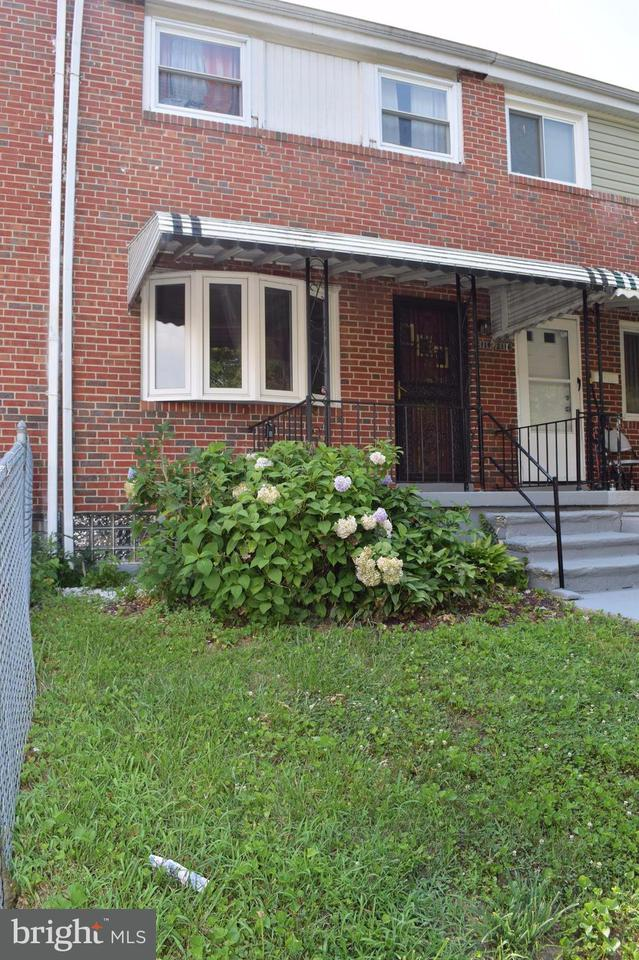 Single Family for Sale at 2114 Koko Ln Baltimore, Maryland 21216 United States