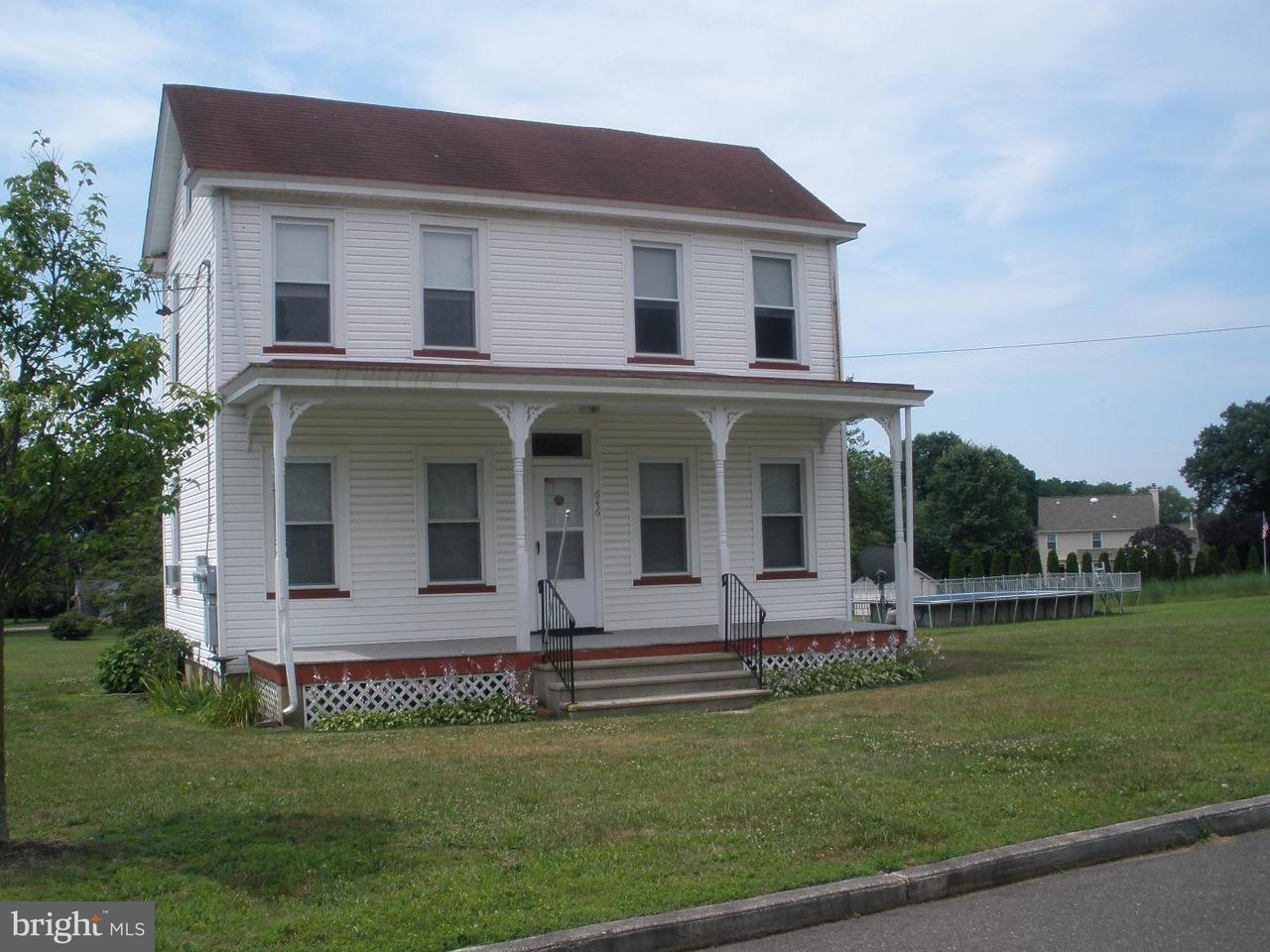 Maison unifamiliale pour l à louer à 646 E 5TH Street Florence, New Jersey 08518 États-Unis