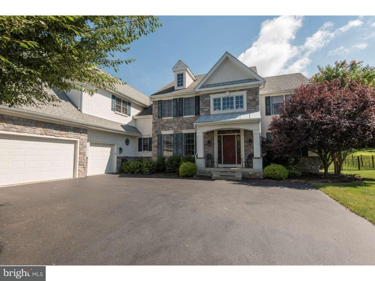 独户住宅 为 销售 在 5 BROOM Court Garnet Valley, 宾夕法尼亚州 19061 美国