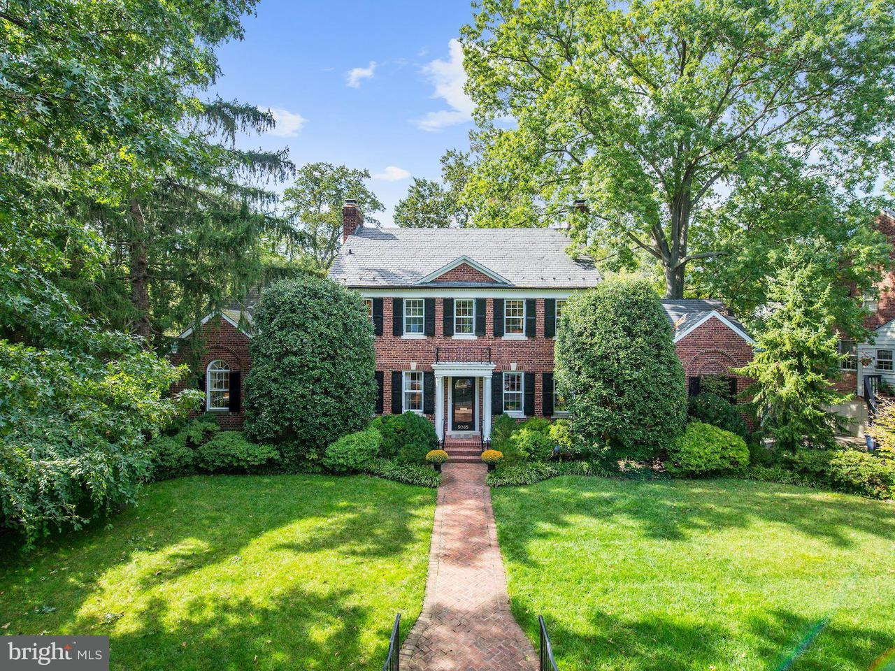Single Family Home for Sale at 5065 SEDGWICK ST NW 5065 SEDGWICK ST NW Washington, District Of Columbia 20016 United States