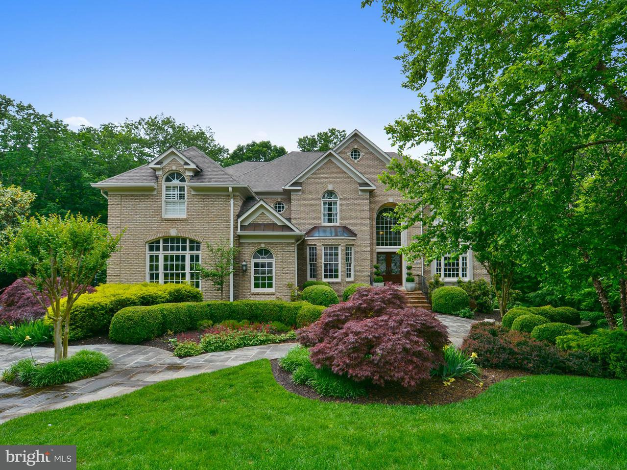 Single Family Home for Sale at 11258 Sommersworth Court 11258 Sommersworth Court Sterling, Virginia 20165 United States