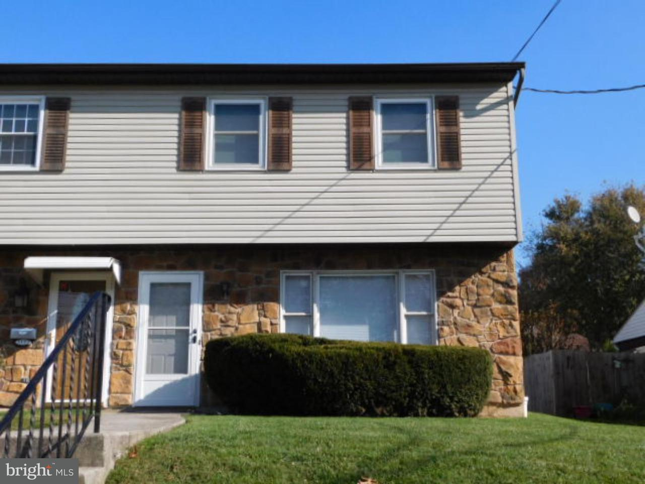 Townhouse for Sale at 3149 MONTROSE Avenue Laureldale, Pennsylvania 19605 United States