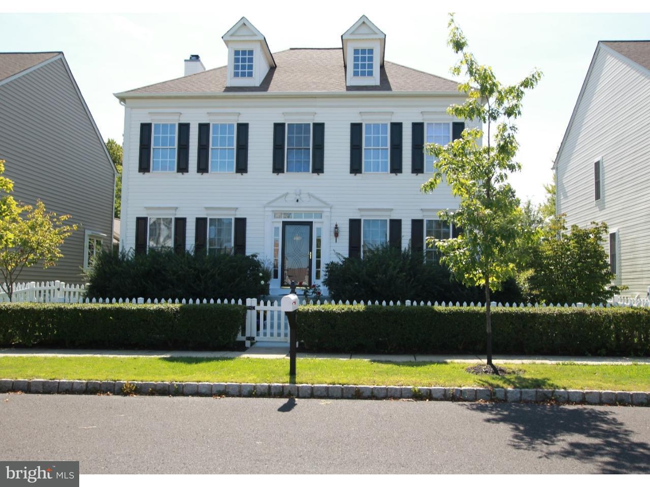 Casa Unifamiliar por un Venta en 9 CROFT Drive Fountainville, Pennsylvania 18923 Estados Unidos