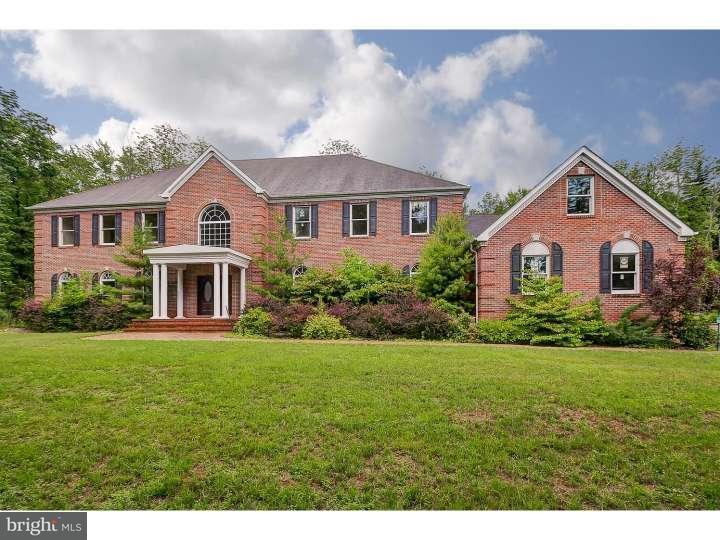 Maison unifamiliale pour l Vente à 502 CHERRY VALLEY Road Princeton, New Jersey 08540 États-Unis