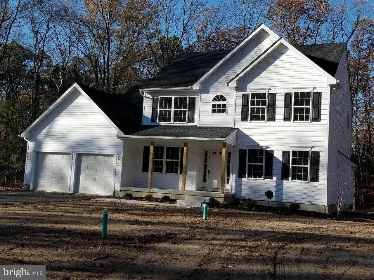 Single Family Home for Sale at L4 CEDAR Road Pittsgrove, New Jersey 08318 United States